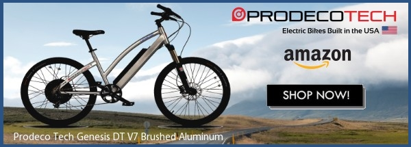 prodotech electric bicycle